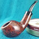 EXCELLENT! S. BANG THICK 1/2 BENT BULGING BLOWFISH FREEHAND DANISH Estate Pipe