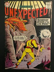 Tales of the Uexpected 52 Mid Grade DC Comic Book CL69-202