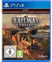 Railway Empire D1-Edition (PS4) (NEU & OVP) (Blitzversand)