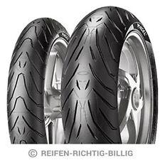 Pirelli Motorradreifen 190/55 ZR17 (75W) Angel ST Rear M/C