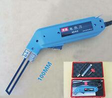 220V 120W Hot wire knife tool sets cutter Polystyrene Foam Sponge nylon cloth