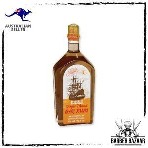 Clubman Pinaud Virgin Island Bay Rum Aftershave Lotion | 355 ml | AUS SELLER