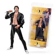 Queen Collectible 2006 NECA Freddie Mercury 7-inch Figure - 1970's Leather Look