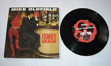 """Mike Oldfield Family Man 7"""" Single - EX"""