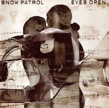 Snow Patrol - Eyes Open (2006)  CD  NEW/SEALED  SPEEDYPOST