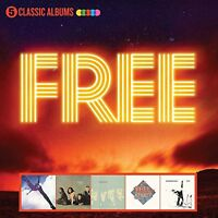 Free - Free / 5 Classic Albums [CD]
