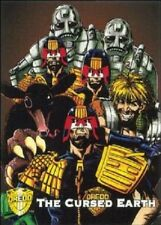 DREDD  BASE/BASIC CARDS BY EDGE ENTERTAINMENT   001 TO 090 CHOOSE