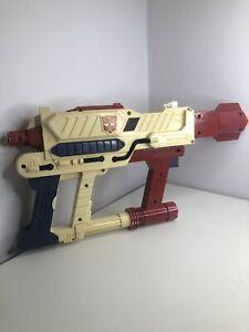 Hasbro Transformers Optimus Prime Energon Blaster 2003 Gun (98)