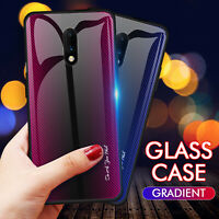 For OnePlus 7T Pro 7 Pro 7 Case Luxury Shockproof Hybrid Glass Slim Back Cover