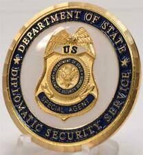 Special Agent Diplomatic Security Service US State Department Challenge Coin
