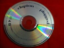 Cd Eric Clapton: Mtv Unplugged by Eric Clapton (1992 Reprise) Rock