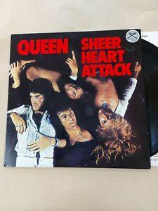 Queen - Sheer Heart Attack - Vinyl LP - EMI
