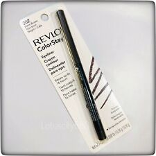 REVLON COLOR STAY EYELINE CRAYON CONTOUR ( 202# - Black Brown )....WATERPROOF...