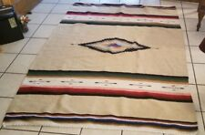 Lovely, Double Faced Chimayo Blanket