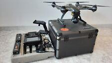Drone YUNEEC TYPHOON Q500 4K con CGO3 (accessori originali e case inclusi)