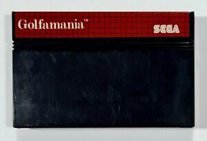 SEGA Master System GOLFMANIA Sport/Multiplayer/Pixel/Retro/Arcade/Mehrspieler