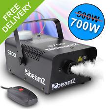 Remote DJ Disco Party Smoke Mist Fog Effect Machine Halloween 700W FREE FLUID