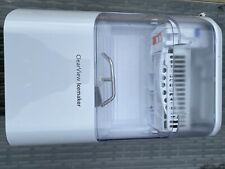 Genuine Samsung Used RSG5DUMH Ice Maker Assembly - Including Ice Bucket & chute