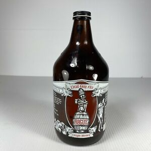 Dead Guy Ale Rogue Oregon Brewed Amber Beer 1/2 Gallon Growler Bottle (64oz)
