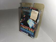 NEW Factory Sealed W/Crease Fighters Megamix  Game for Tiger Game.com C5