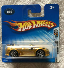 HOT WHEELS 2004 FIRST EDITION GOLD MITSUBISHI ECLIPSE