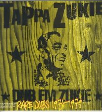 TAPPA ZUKKIE DUB EM ZUKIE Rare Dubs 1976-1976 NEW CD £9.99