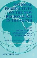 National Perspectives on the New Regionalism in the Third World (International P