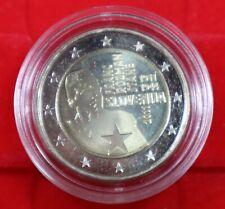2 Euro SLOVENIEN 2011 100. Geburtstag von Franc Rozman bankfrisch UNC in Kapsel