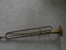 alte Posaune Trompete Karl Lehmpfuhl
