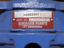 HSC10B GOULDS PUMP
