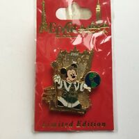 Epcot - Holidays Around The World 2005 Mickey Mouse LE 5000 Disney Pin 42915