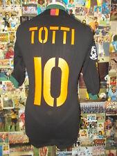 maglia calcio shirt maillot camiseta trikot ROMA TOTTI TOPPA CHAMPIONS