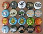 20 DIFFERENT MICHIGAN BREWS MICRO CRAFT BEER BOTTLE CAPS