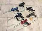 HUGE Custom Sniper Spyder 5 Gun Tippmann Paintball Package! ALL WORKING!