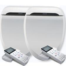 [AU version] 2x USPA UB-6035R Digital Bidet Auto Toilet Seat Washlet Dry +Remote