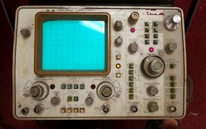 Hewlett Packard HP 1740a Oscilloscope - Local Pick up
