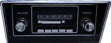 "67 68 69 70 71 72 73 Mustang Radio      Custom Autosound ""Slidebar"" AM/FM Radio"
