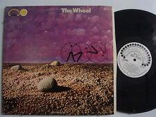 WHEEL The Wheel Bernie Schwartz ROCK LP COBURT RECORDS Promo