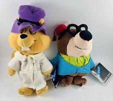 Nwt 1999 Secret squirrel And Morocco Mole Wb Studios Hanna Barbera Bean Bags