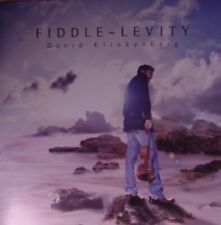 Fiddle Levity by David Klinkenberg cd