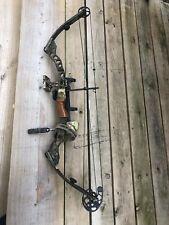 "Mathews Eddie Claypool Solo Cam Compound Bow signature deer hunting 24"" draw"