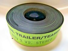 FREE WILLY 2 THE ADVENTURE HOME 35mm FILM TRAILER - 1995 Killer Whale Movie Reel