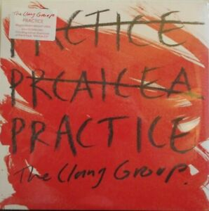 THE CLANG GROUP ~ Practice ~ 180G VINYL LP - SEALED