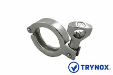 Tri Clamp Sanitary Stainless Steel 304 8'' Heavy Duty Trynox