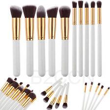 10 pièces Professionnel produits de beauté Pinceaux De Maquillage Set