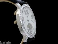 Chopard Happy Diamonds Happy Time 18kt oro bianco diamante-Guarnizione in | 207450-1005