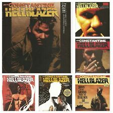 °HELLBLAZER #207-212  DOWN IN THE GROUND WHERE DEAD GO 1 bis 6 von 6°US Vertigo