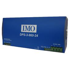 IMO potenza PSU 340-575AC input 24VDC output 960 WATT 40 Amp guida DIN MTG