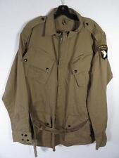 VINTAGE REPRO WW2 US ARMY PARACHUTE JUMP JACKET SIZE 48R XL QUALITY DETAILING
