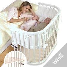 Babybay Maxi weiß lackiert extra belüftet mit Matratze,Nestchen*NEU*Lagerware